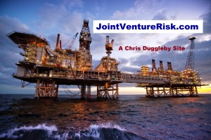 JointVentureRisk.com site launched by Chris Duggleby in 2016 (photo BP p.l.c.)