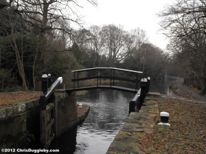Little Bridge over Surrey Canal