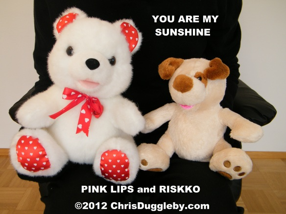 "Pink Lips and RISKKO's Debut Single ""You Are My Sunshine"""