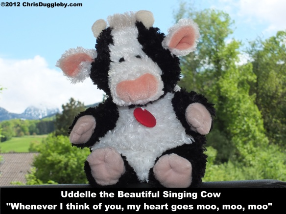 Uddelle's big singing hit