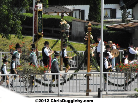 Bad Feilnbach: Alpine Procession with Traditional Music