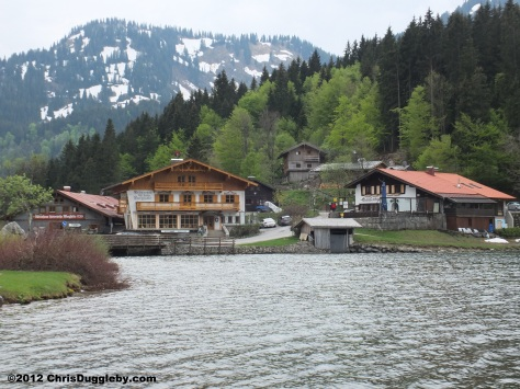 Spitzingsee Alpine Restaurants