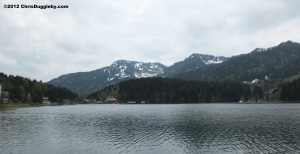 Spitzingsee Panoramic View