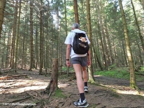 RISKKO climbs the Armen Seelenweg