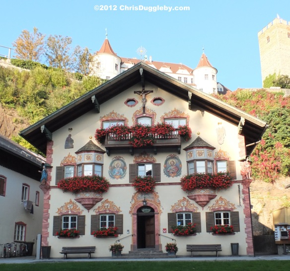 Anyone surprised why Neubeuern was voted as Germany's most beautiful village?