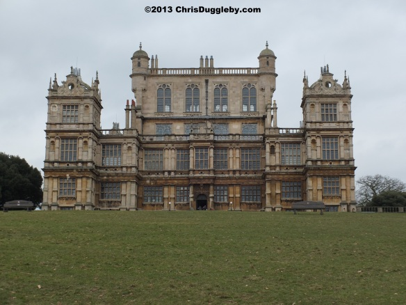 Wollaton Hall, Wollaton Park, Nottingham: construction started in 1580 and it first opened its doors in 1588. As well as housing Nottingham's Natural History Museum it has magnificant grounds including its famous deer park and lake. It was featured in the Batman film 'The Dark Kight Rises
