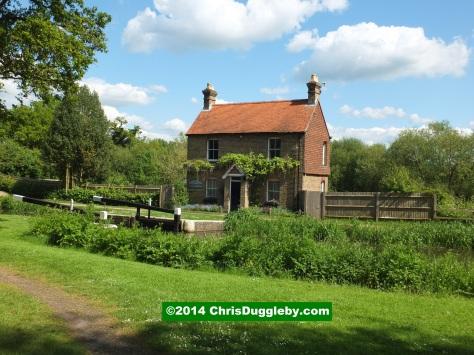 Walsham Lock Cottage