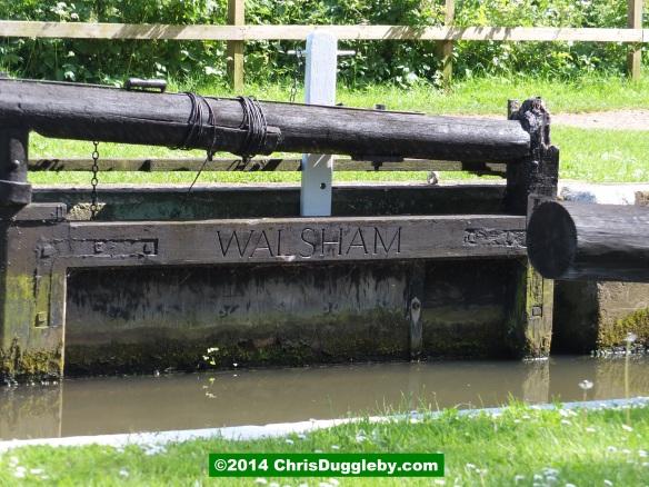 Walsham Lock