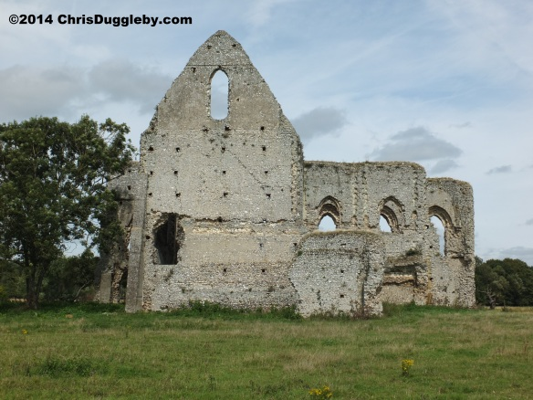Newark Augustinian Priory Perspective 3