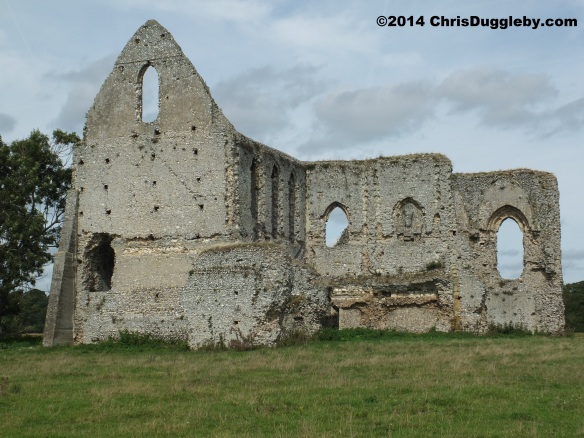 Newark Augustinian Priory Perspective 4