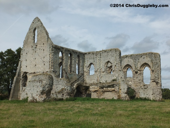Newark Augustinian Priory Perspective 5