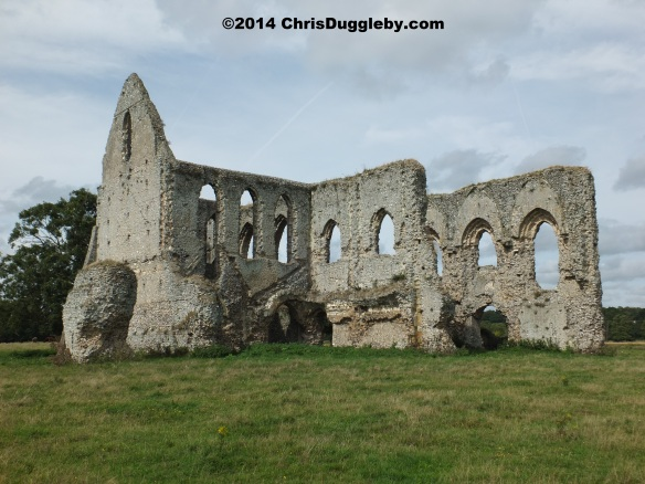 Newark Augustinian Priory Perspective 6
