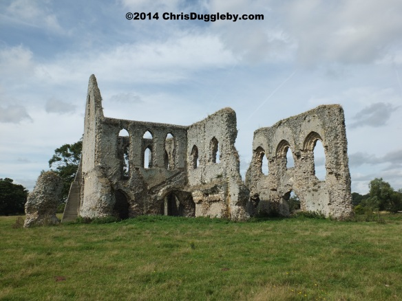 Newark Augustinian Priory Perspective 7