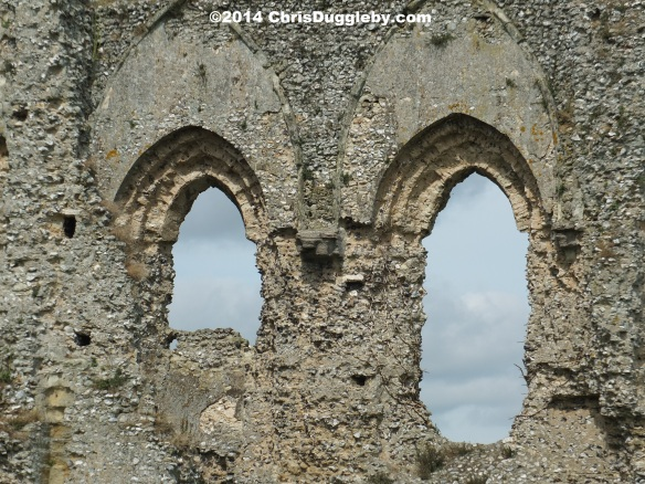 Newark Augustinian Priory Structural Detail 2