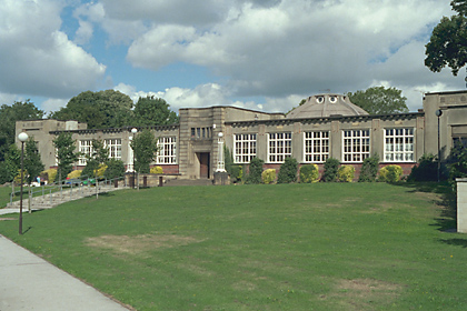 Ilkeston Grammar School