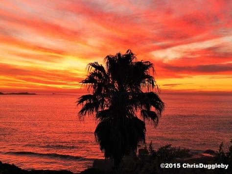 3 Sunset at Sunset Rocks