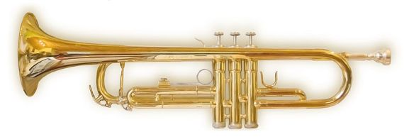 1. B Flat trumpet as used by 12 year old Chris Duggleby in the local orchestra