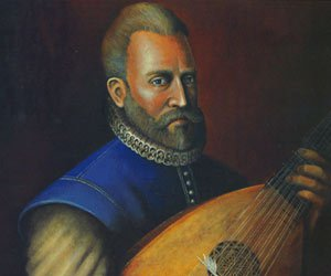John Dowland 1563-1626 (see Chris Duggleby's arrangement of My Lord Willoughbys Welcome Home)
