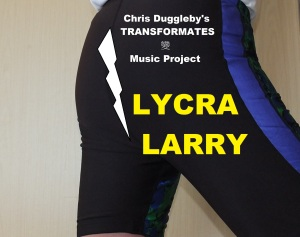 Lycra Larry - potential model for eco-friendly undies