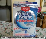 Suspect 1: Dylon White n Bright 1 Front of packet