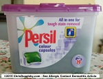 Suspect 3: Unilever Persil Colour Capsules 1 Front of box