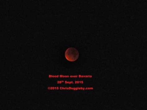 Blood Moon over Bad Feilnbach welcomes Chris Dugglebys new Baroque Transformation Album