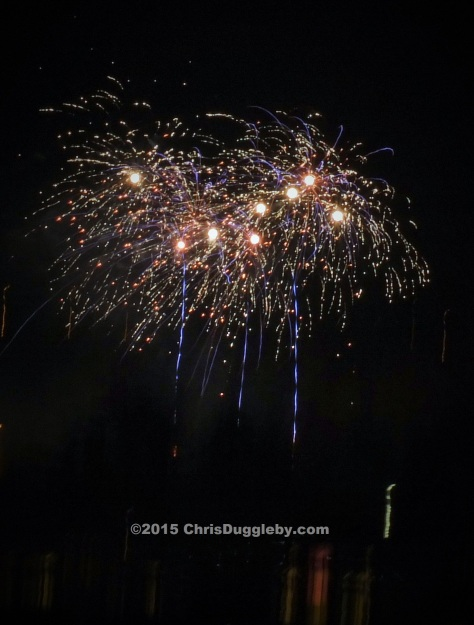 12 Woking Surrey UK 2015 Guy Fawkes Night Fireworks taken from Centrium Building by Chris Duggleby DSCF0652 (2)