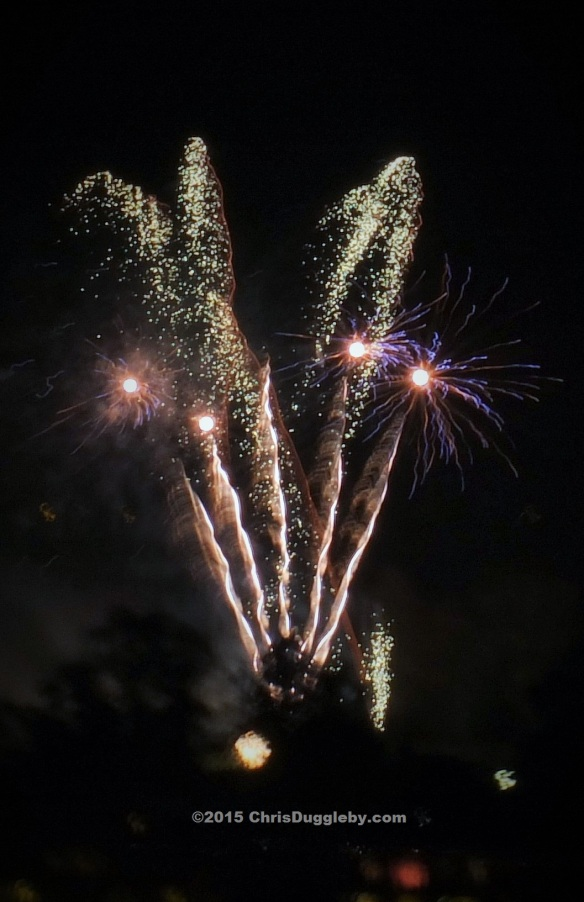 17 Woking Surrey UK 2015 Guy Fawkes Night Fireworks taken from Centrium Building by Chris Duggleby DSCF0604 (2)