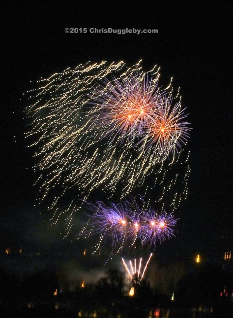 6 Woking Surrey UK 2015 Guy Fawkes Night Fireworks taken from Centrium Building by Chris Duggleby DSCF0606 (2)