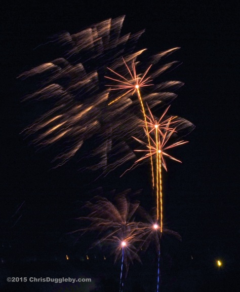 9 Woking Surrey UK 2015 Guy Fawkes Night Fireworks taken from Centrium Building by Chris Duggleby DSCF0648 (2)