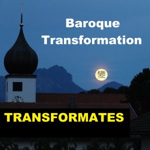 The Album Baroque Transformation part of Chris Duggleby's TRANSFORMATES 變 Music Project