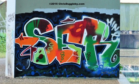 Street Art 3 on the M25