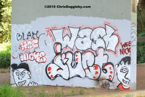 Street Art 4 on the M25