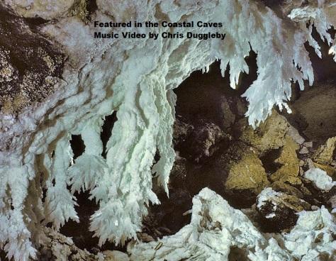 Lechuguilla Chandelier 'Ballroom' Caves (photo D. Bunnell)