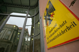 160108 Bundesamt für Verbraucherschutz und Lebensmittelsicherheit (BVL) Entrance Berlin