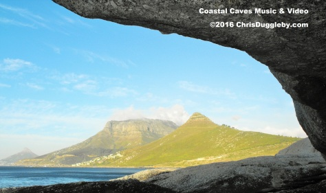 View from Karbunkel Mountain Caverns of Table Mountain National Park and Llandudno