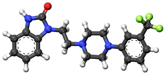 Model of Flibanserin
