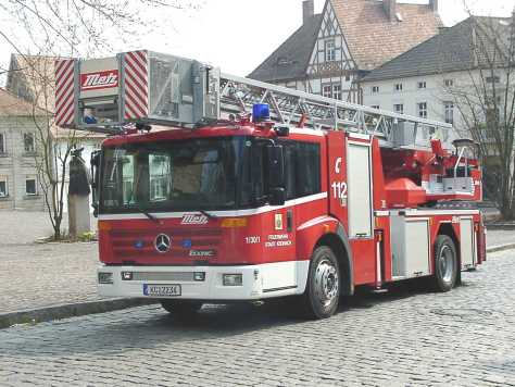 German Firefighters - Primed and ready for the next penis ring emergency