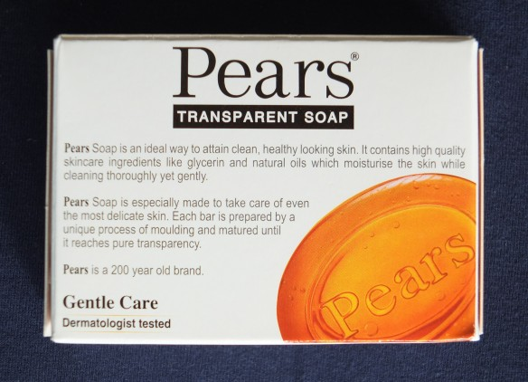 Pears - Dermatologist Tested But No Longer Hypoallergenic
