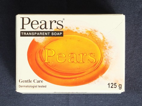 Prime Suspect -Reformulated Pears Soap
