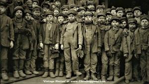 Breaker Boys At Pennsylvania Coal Co, Pittston, 1911