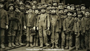 Breaker Boys At Pennsylvania Coal Co, Pittston, 1911