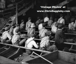Boys Working In Pennsylvania Anthracite Mine 1913