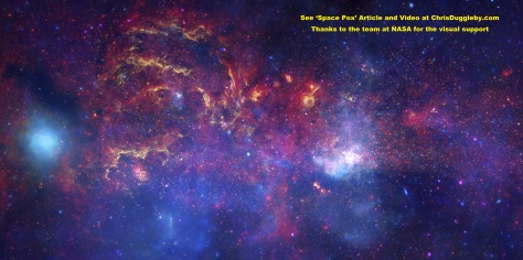 Our Milky Way is expected to provide countless opportunities for Microbial Life forms to evolve