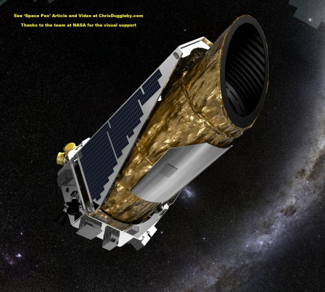 The Revamped Kepler space telescope is leading the search for potential life bearing planets