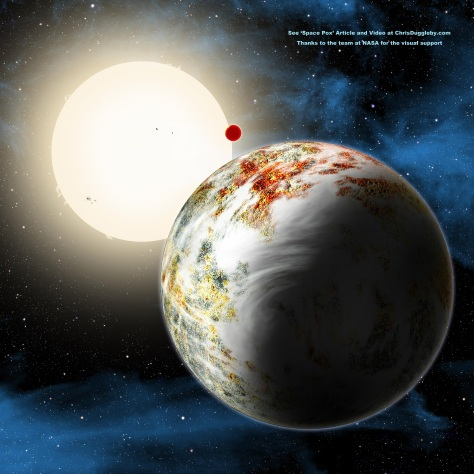 Two rocky planets have recently been found in the Kepler 10 system