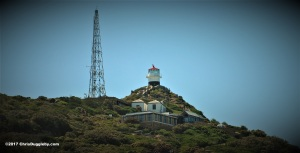 This is the first light house build at Cape Point which had the slight disadvantage that ships couldn't see it