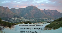 13 Sandy Bay Sand Dunes Lead to Hout Bay See Photo Blog Article Sensational Images of Blazing Cape Town Mountain at ChrisDugglebydotcom DSCF0258 (2)