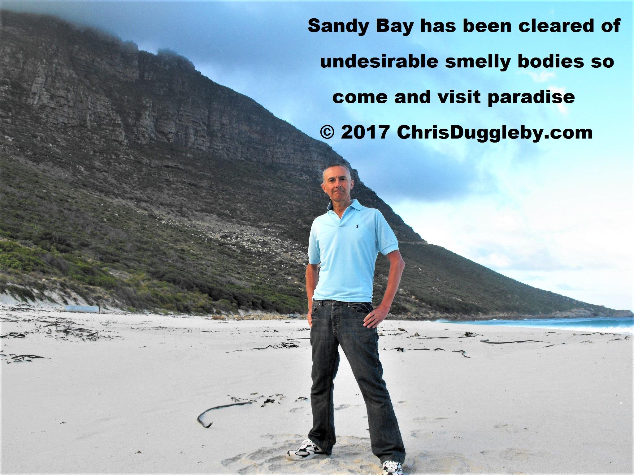Gay Sandy Bay Bilder
