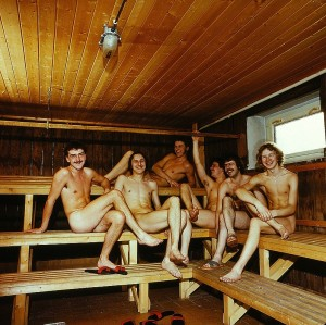 German Sauna fun see Legal Battle of Pensioner Who Massaged Bottom Over Public Hot Tub Jet at Baths from ChrisDugglebydotcom